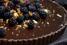 I'm a closet dessert junkie :) / by Emily Cain