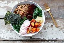Healthy Food= Happy Girl / by Emily Cain