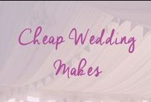 Wedding How Tos / Lots of how to make, create and plan ideas for your wedding. With easy steps! / by Cheap Wedding