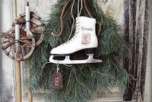 Christmas Country and Rustic