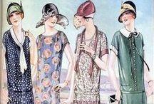 History of fashion / by Olga Dmitrieva