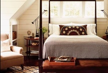 Bedroom: Neutral and Rustic / Neutral bedrooms with natural textures and rustic touches