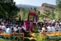 Mountain Hindu Wedding  Lionscrest Manor