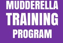 Mudderella 2015 / On May 30th team mUddder fUddders will be doing a 6 mile muddy obstacle course! This is the 2nd Mudderella adventure for me, 1st time as team leader, and I am going to do the best I can to help prepare the team! Excited!!