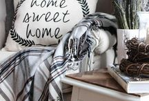 Home Sweet Home / by Patti Nieman