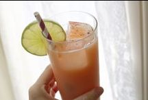 Food: Drinks / Drinks inspiration