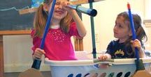 Dramatic Play / Enjoy these creative ideas that foster imagination through pretend play.