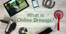 How Dressage Anywhere works / Find out more about how Dressage Anywhere works.