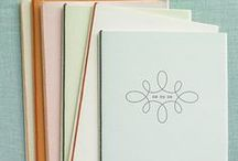 Design - Stationery / by Bec Matheson Photography