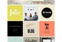 Design - Website Inspiration / by Bec Matheson | Bec Matheson Photography
