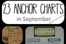 Anchor Charts / Anchor Charts -  all subjects, throughout the year!
