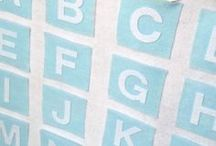 ABCs & 123s / The very foundation of what we learn is the alphabet and numbers. These ideas make learning the ABC's and 123's more fun. Browse them all and then visit me at MeetPenny.com. / by Tabitha Philen (Meet Penny)
