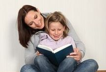 Learning to Read / Tips for learning to reading and decoding the English language. Perfect ideas for homeschooling. Find more at www.MeetPenny.com. / by Tabitha Philen (Meet Penny)