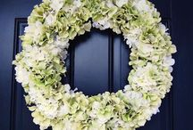 A Wreath for Every Season / A lovely DIY wreath is such a fun addition to your home's decor and an inviting decorating for your front door. As I have browsed Pinterest, I have found that there is truly a wreath for every season.