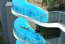 Pools Around the World / Take a look at these gorgeous and unique swimming pools from around the world.