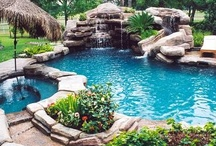 Swimming Pools / From ocean side swimming pools to backyard swimming pools, we love them all!