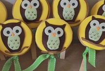 Owl Birthday Party / by Tabitha Philen (Meet Penny)