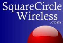 All About Cell Phones / Learn all about cell phones and how little you can pay for your service at SquareCircleWireless.com All of our cellphones and cell plans are NO CONTRACTS - EVER! / by Frank Schiefelbein