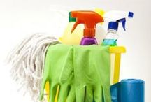 Cleaning the House / For more housekeeping tips and cleaning tricks, visit me at www.MeetPenny.com. / by Tabitha Philen (Meet Penny)