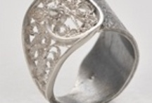 SilverTownArt Rings