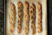 Artisan Bread and Pizza / Follow for ARTISAN BREAD recipes from JEFF HERTZBERG, MD and  ZOË FRANÇOIS   http://www.artisanbreadinfive.com/