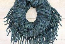 Fashion Scarves / Fashion scarves for every season!