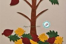 Fall/Thankgiving / by Paper Creations, ETC {Vanias Reed}