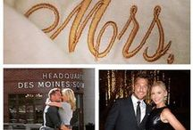 Press Board / Real weddings, celebrity weddings, press for Love Ophelia. Bridal inspiration, bridal robes, custom robes, and bridesmaid robes.  / by Love Ophelia