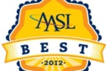 "AASL Best Websites 2012 / The ""Top 25"" Websites foster the qualities of innovation, creativity, active participation, and collaboration. They are free, Web-based sites that are user friendly and encourage a community of learners to explore and discover. The websites are grouped under the following:
