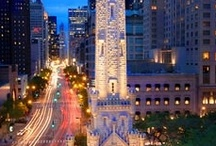 chicago and evanston, too / by Robin Wells