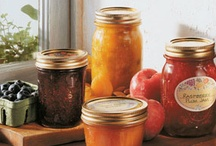 Canning Recipes, Canning Tools & Canning Tricks / When it is time to harvest and can the fruits of your labor, these canning recipes will help you store away the yummy goodness, whether you are canning tomatoes or canning salsa. Also includes canning tools and canning tricks for beginners to help get the job done faster. MeetPenny.com