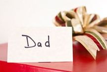 Gift Ideas for Dad / What do you get for the man who has everything? I have no idea. But, I am trying to come up with a great list of gift ideas for Dad to help us all. Read more about me at www.MeetPenny.com. / by Tabitha Philen (Meet Penny)