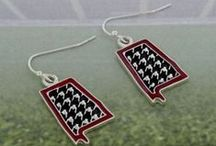 Roll Tide! Houndstooth Styles For Gameday! / by eWam.com