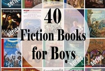 YA for Teens with targeted book lists for guys & girls. / Some suggestions are more upper elementary but teens like to re-read their favorites from earlier years.