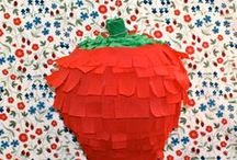 Party - Strawberry / strawberry party ideas