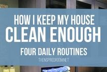 House - Cleaning / cleaning and that stuff you are avoiding while being on Pinterest