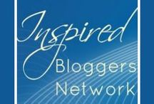 "Inspired Bloggers Network / These are the extremely talented ladies of the Inspired Bloggers Network who work together to learn and encourage one another through this wonderful but crazy hobby and/or career called ""blogging."" On this board, they share the posts from their own blogs so it is a spam free zone. To be added, you MUST be a member of the Inspired Bloggers Network Facebook group and apply through the form in the files section."
