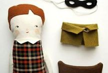 Kids - Soft Toys to Make / Black Apple Dolls, accessories and more