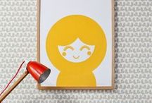 Kids - Artwork / Kid friendly art for their walls / by Bec Matheson | Bec Matheson Photography