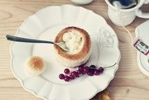 Food - Sweet / Sweet food / by Bec Matheson | Bec Matheson Photography