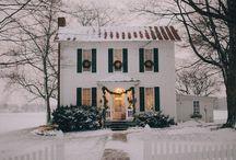 Winter. / Christmas stuff.  / by Jamie Odom