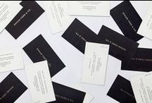 Graphics - Business Cards / by Wouter Kok