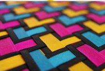 Tela - Deco / Decoración con tela / by Verónica Beronio
