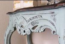 Chalk Paint / Refinishing Furniture / by Lauren Hink