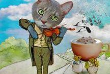 ZAINSPIRUJ SIĘ PRZY KAWIE / Krótkie marketingowe inspiracje mojego autorstwa do porannej kawy...