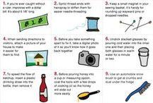 Random (But Useful) Hacks & Tips