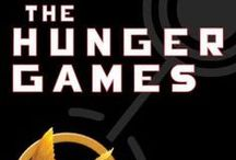 If you liked the Hunger Games... / ...you'll love some of these books! (Many books are available in print in the library, as well as a downloadable eBook or eAudiobook)