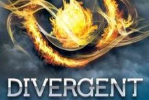If you liked Divergent... / ...you may love these books! (Available in print, eBook, and eAudio)