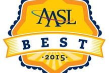 AASL 2015 Best Websites