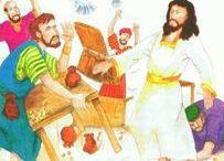La Passion de Jésus-Christ / Vous trouverez toutes ses images sur mon blog : http://laviedesparoisses.over-blog.com/